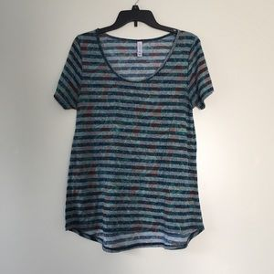 LuLaRoe Simply Comfortable Top Size Large